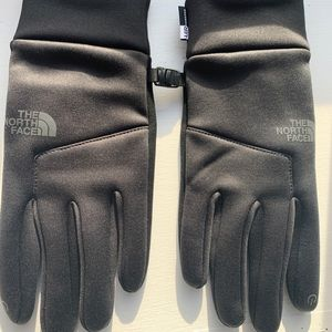 Brand new, never worn North Face mens gloves